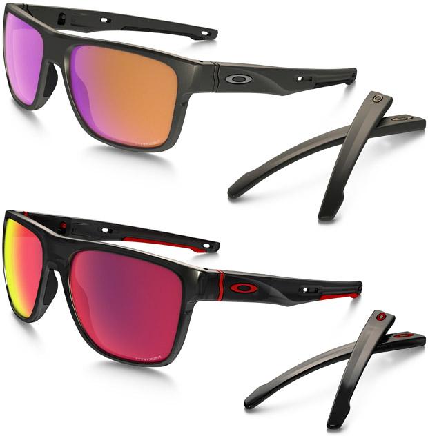 d91ceab537 Oakley Crossrange, unas gafas con varillas y puente nasal intercambiables  para adaptarse a cualquier actividad
