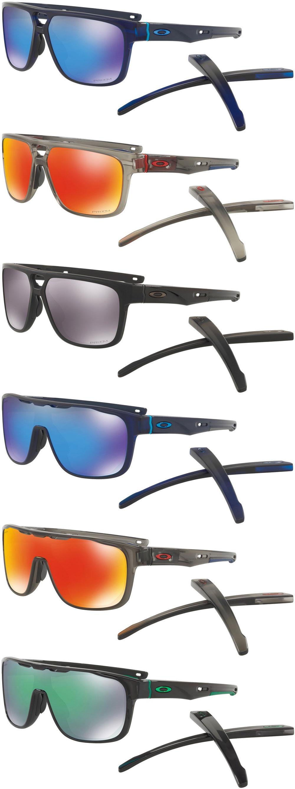 b0c5e60c63 Más modelos para la colección Oakley Crossrange, las gafas más polivalentes  de la firma