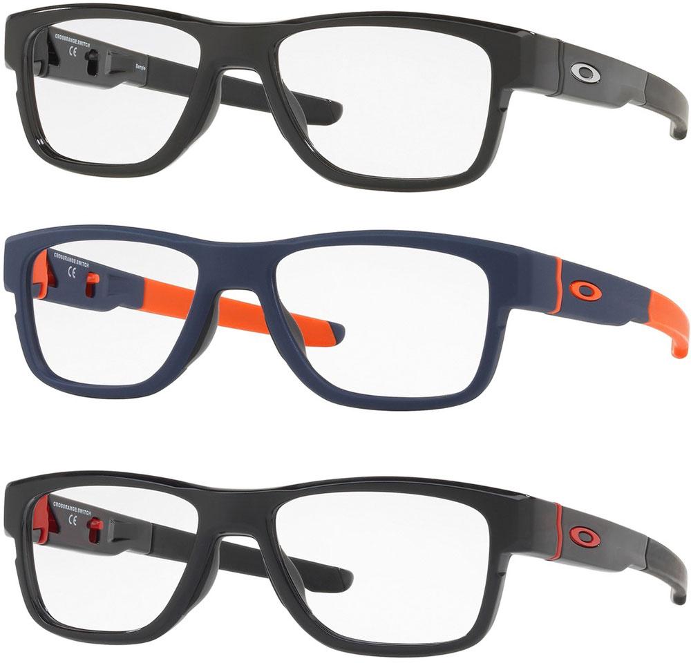 En TodoMountainBike: Más modelos para la colección Oakley Crossrange, las gafas más polivalentes de la firma