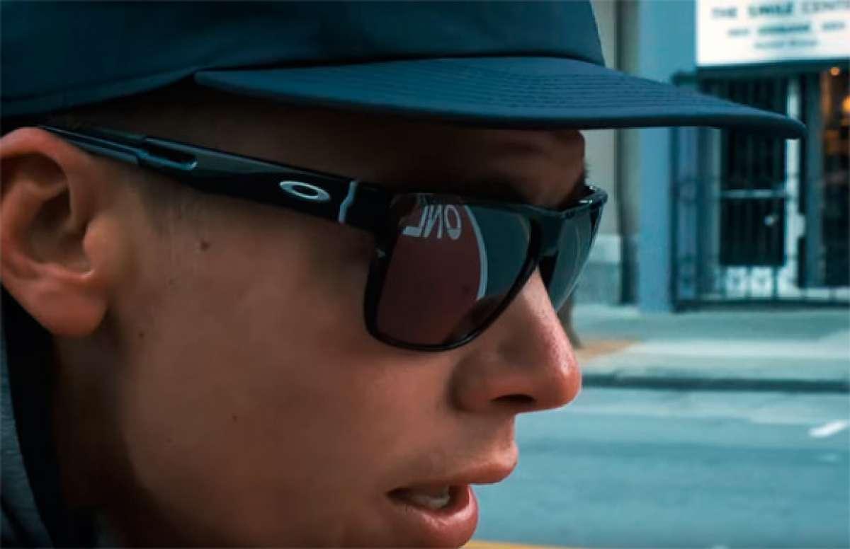Oakley Crossrange, unas gafas con varillas y puente nasal intercambiables para adaptarse a cualquier actividad