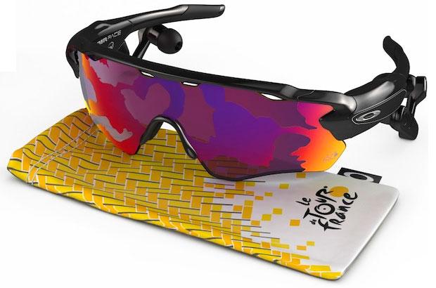En TodoMountainBike: Edición especial 'Tour de Francia' para las gafas Jawbreaker, EVZero Path, Radar EV Path y Radar Pace de Oakley