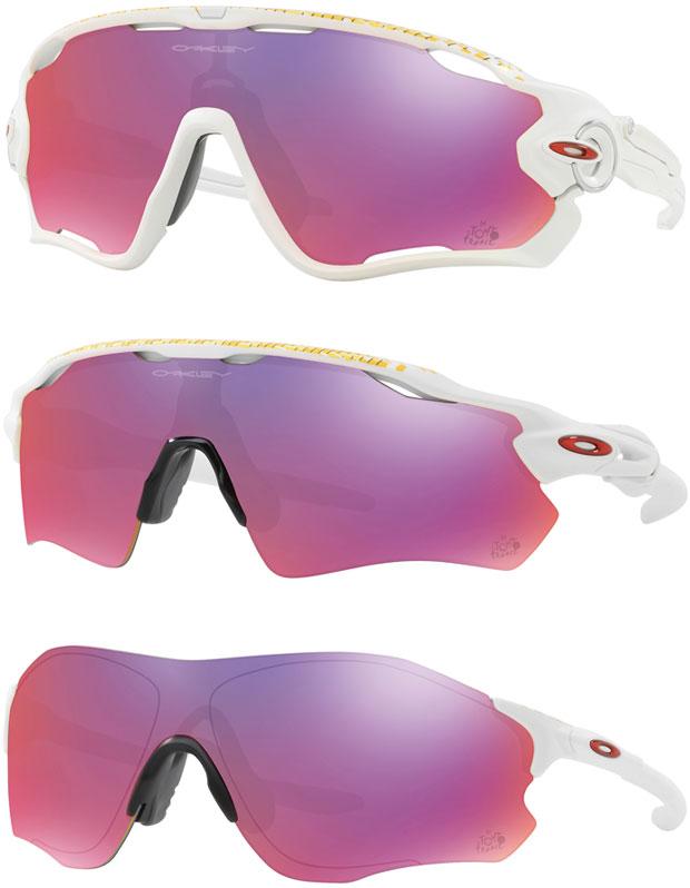 """Edición especial """"Tour de Francia"""" para las gafas Jawbreaker, EVZero Path, Radar EV Path y Radar Pace de Oakley"""