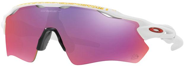 Edición especial 'Tour de Francia' para las gafas Jawbreaker, EVZero Path, Radar EV Path y Radar Pace de Oakley