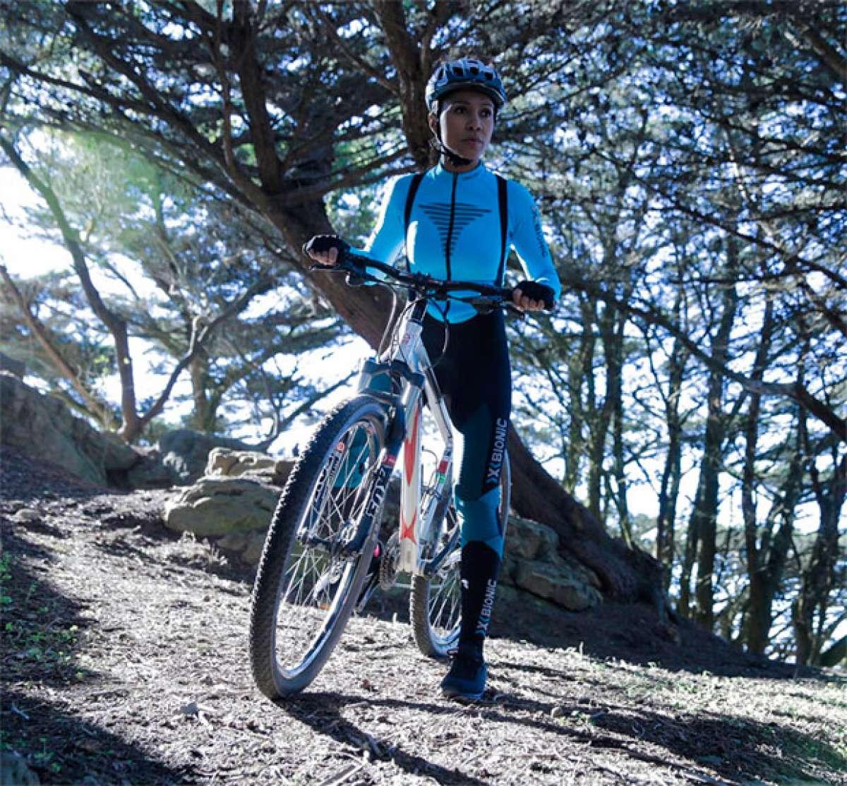 X-Bionic Effektor, la más avanzada equipación compresiva para ciclistas