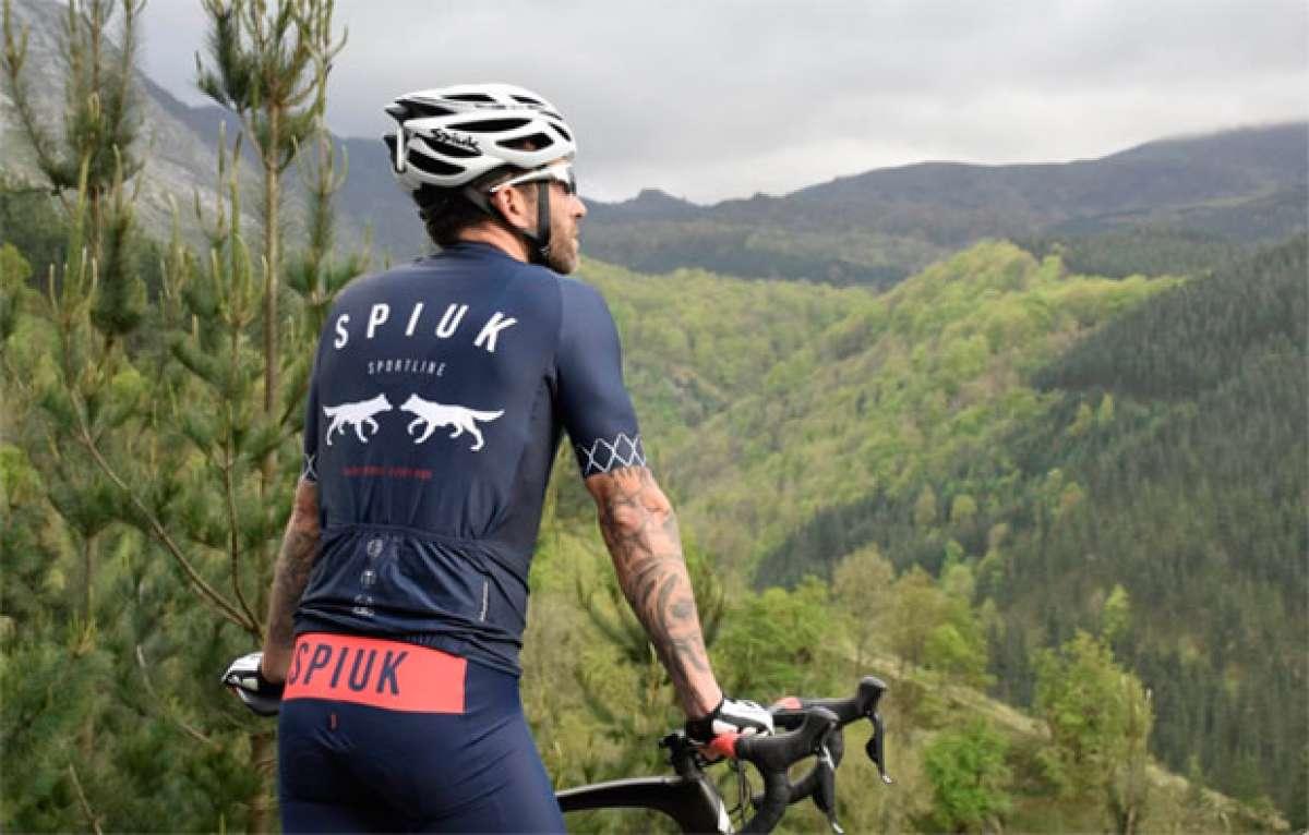 Spiuk #Lobos, una colección de ropa en edición limitada para celebrar los 20 años de historia de la marca
