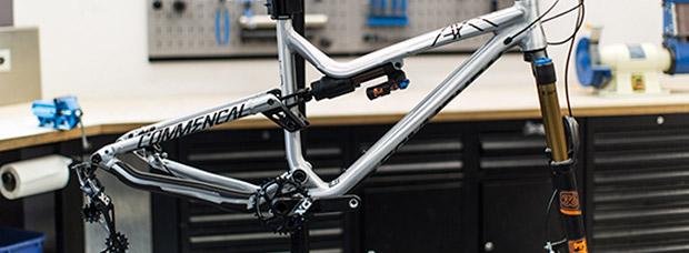 Commencal A La Carte, o cómo estrenar bicicleta nueva ahorrando en los componentes que vamos a reutilizar