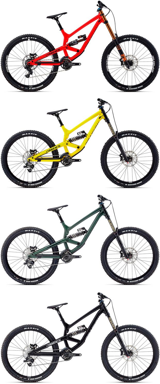 En TodoMountainBike: Commencal Furious 2017, la nueva bicicleta de DH de la firma andorrana