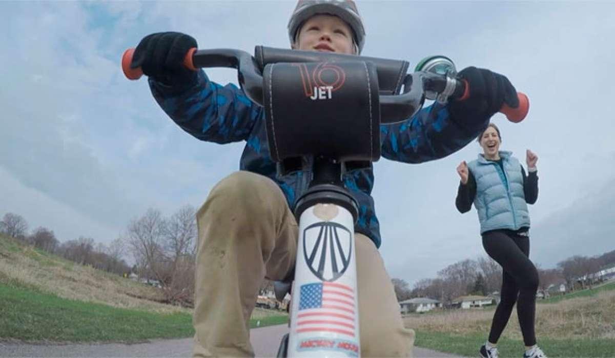 ¿Cómo enseñar a un niño a montar en bici? Trek lo explica en un fantástico vídeo