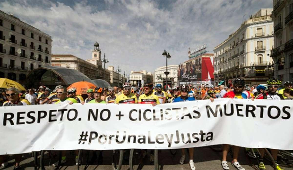 En TodoMountainBike: El ciclismo, un deporte de alto riesgo en España