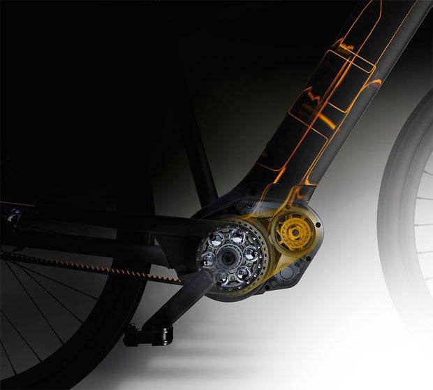 En TodoMountainBike: Continental presenta un motor eléctrico de 48V con transmisión automática para e-Bikes