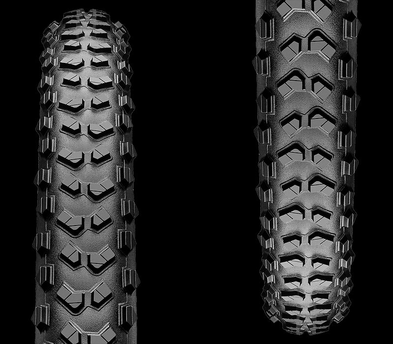 En TodoMountainBike: Más tracción y menos resistencia a la rodadura para el neumático Continental Mountain King de 2018