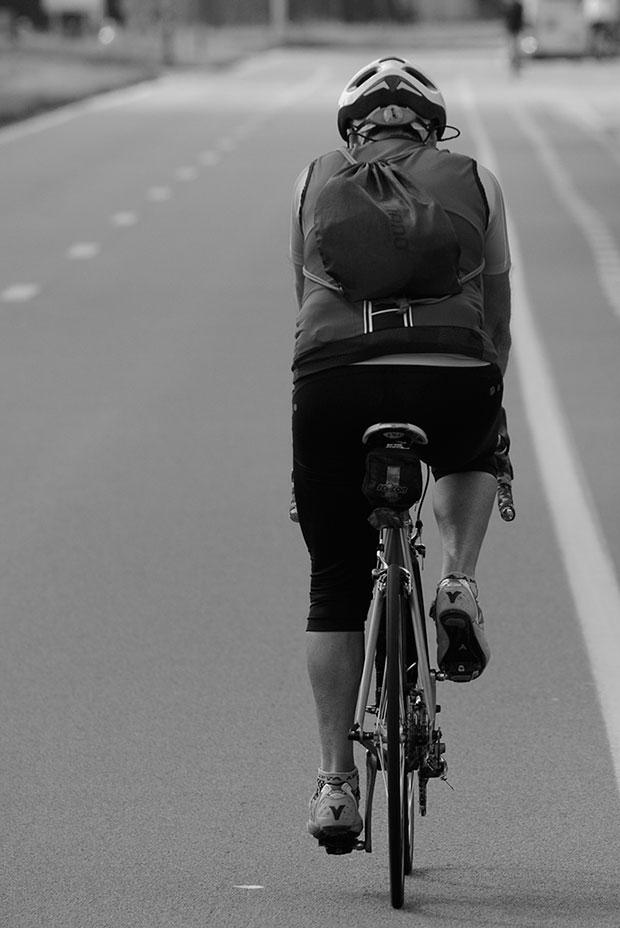Crónica imaginaria de un conductor imprudente que atropella mortalmente a un ciclista en Palomeque (Toledo)