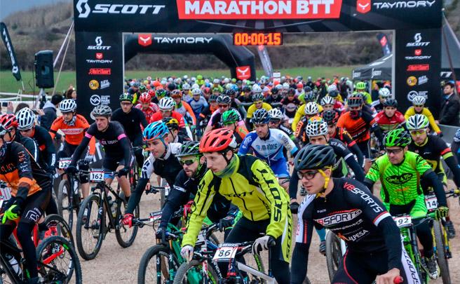 La Scott Marathon by Taymory de Mediona 2017, para Francesc Guerra y Veerle Cleiren