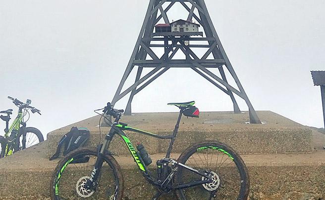 La foto del día en TodoMountainBike: 'Monte de Ganalto'