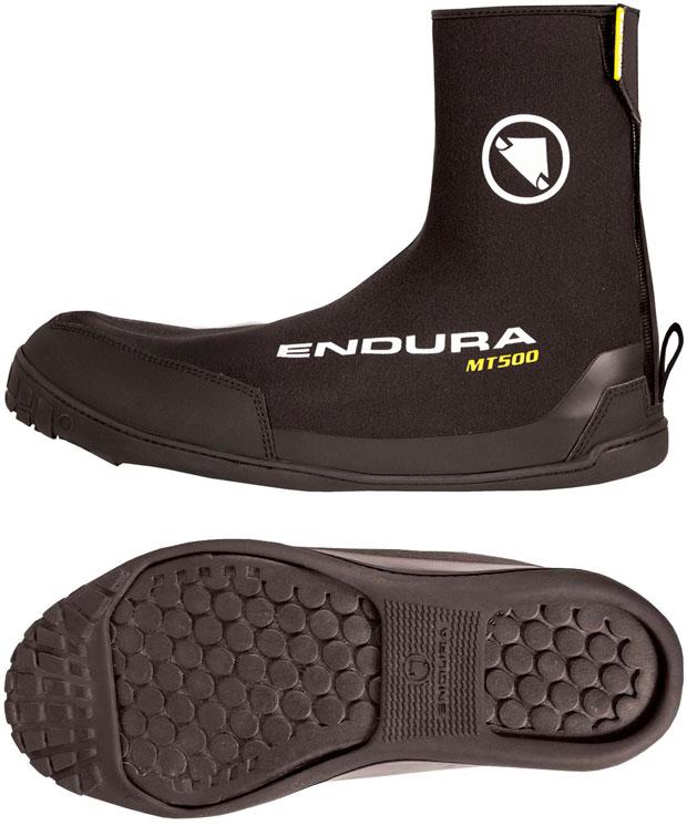 En TodoMountainBike: Endura MT500 Plus, los primeros cubrebotas pensados para los pedales de plataforma