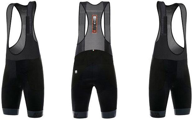 En TodoMountainBike: Santini Impact, el culotte con tejido más resistente que el acero para proteger a los ciclistas en las caídas