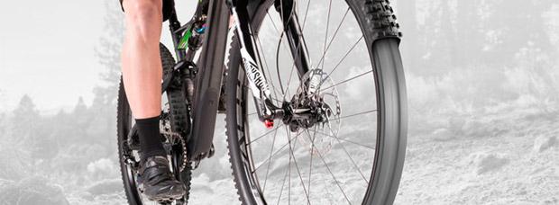 CushCore, el primer sistema de suspensión diseñado para los neumáticos de una Mountain Bike