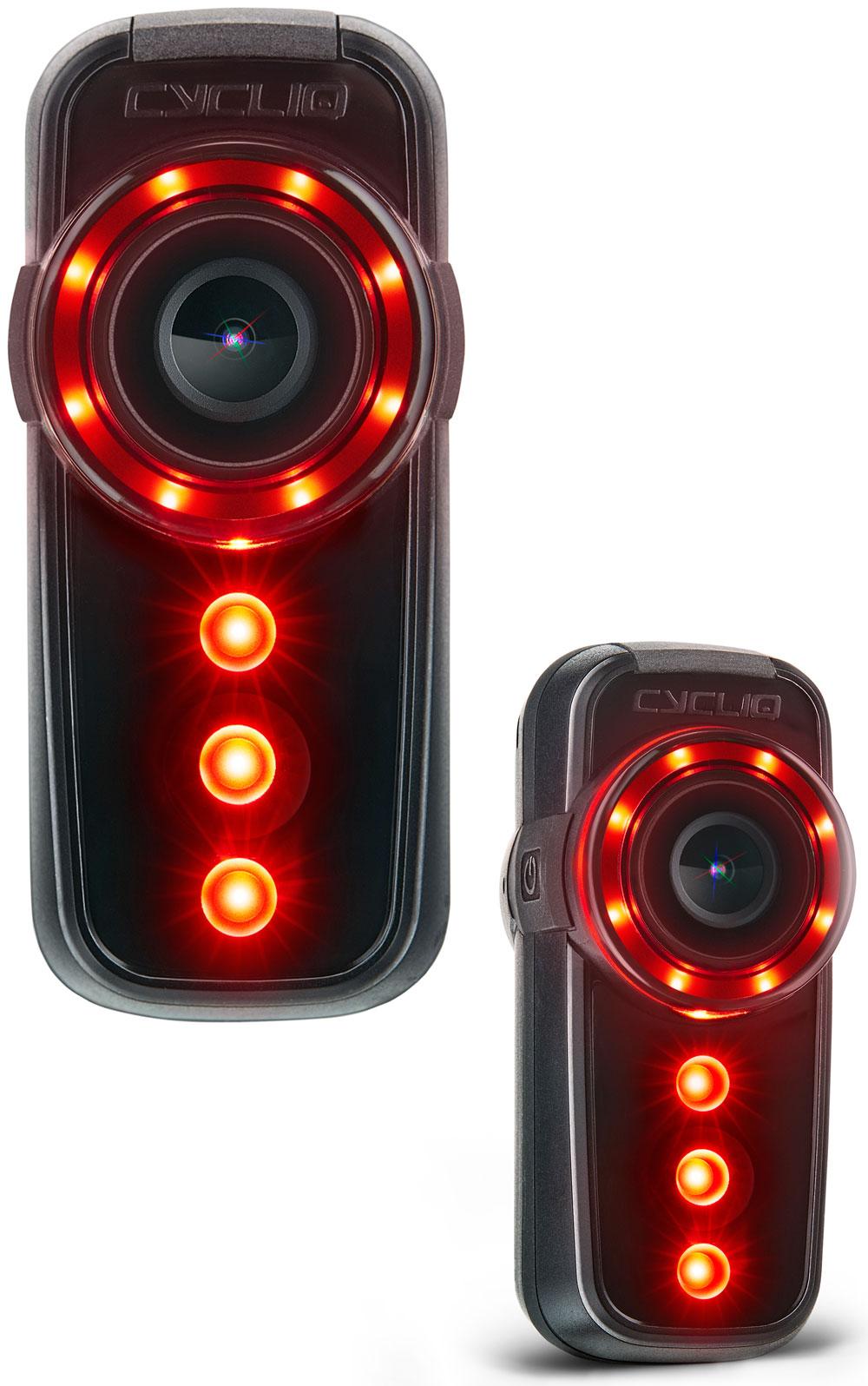 En TodoMountainBike: Luz de alta visibilidad y cámara de vídeo con grabación infinita con las Fly6 CE y Fly12 CE de Cycliq