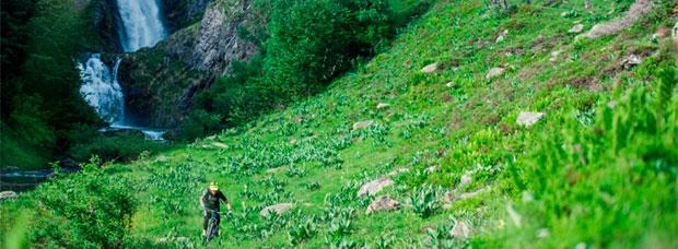 Mountain Bike de altura por los Pirineos catalanes con David Cachon