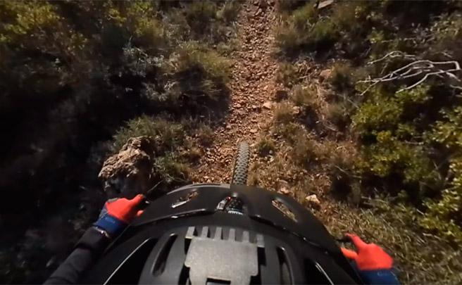 De ruta por Riglos (Huesca) con David Cachon y la cámara Nikon KeyMission 360
