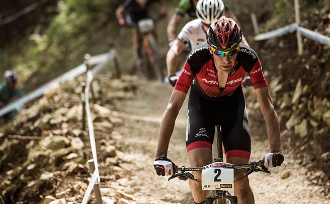 """David Valero, sobre su cuarto puesto en Albstadt: """"Decidí plantear la carrera de menos a más"""""""