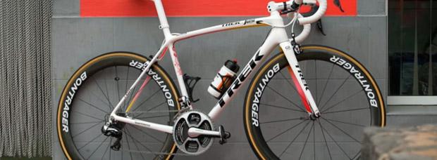 Así son las Trek Émonda y Trek Madone de Alberto Contador