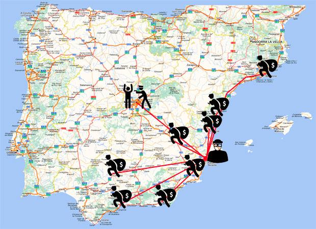 En TodoMountainBike: Detenido en Madrid un ladrón dedicado a vender a comercios de segunda mano bicicletas de gama alta robadas