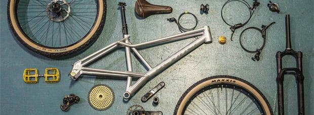Así es la Devinci XYZ, una bicicleta del pasado reformulada con las tecnologías del presente