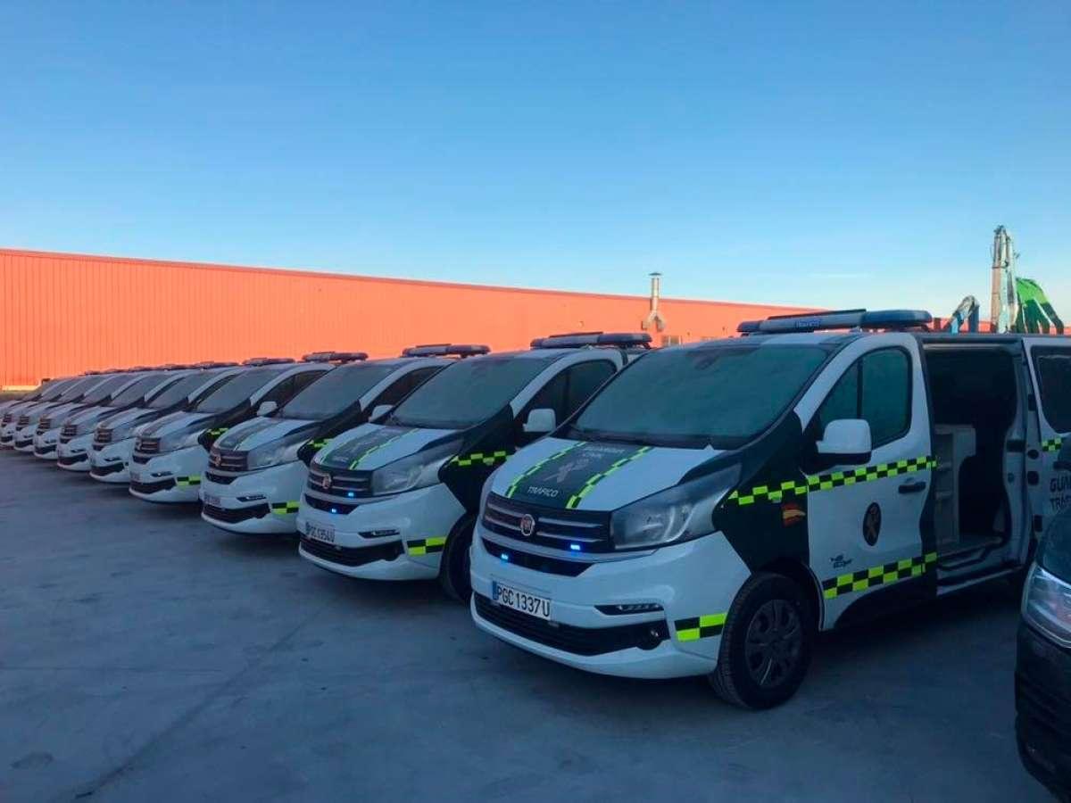 Arranca el dispositivo especial de Navidad de la DGT para prevenir accidentes en las carreteras españolas