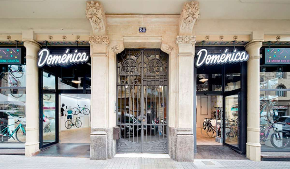 En TodoMountainBike: Doménica, la primera tienda especializada de España exclusiva para mujeres ciclistas