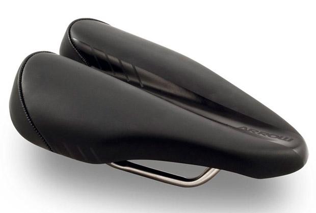 En TodoMountainBike: Nuevo diseño (y ventajas) para el sillín sin punta Duopower Arrow