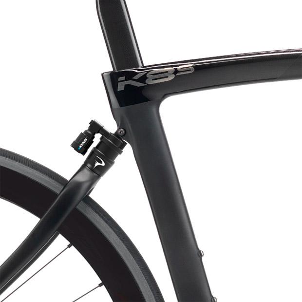 En TodoMountainBike: El futuro de las bicicletas de carretera de Pinarello: suspensión trasera electrónica e inteligente