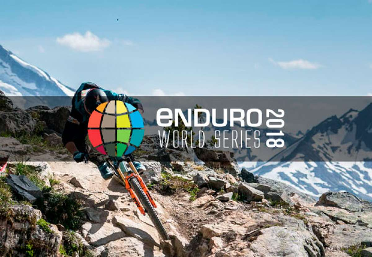 Las Enduro World Series 2018 regresan a la Zona Zero (Aínsa, España)