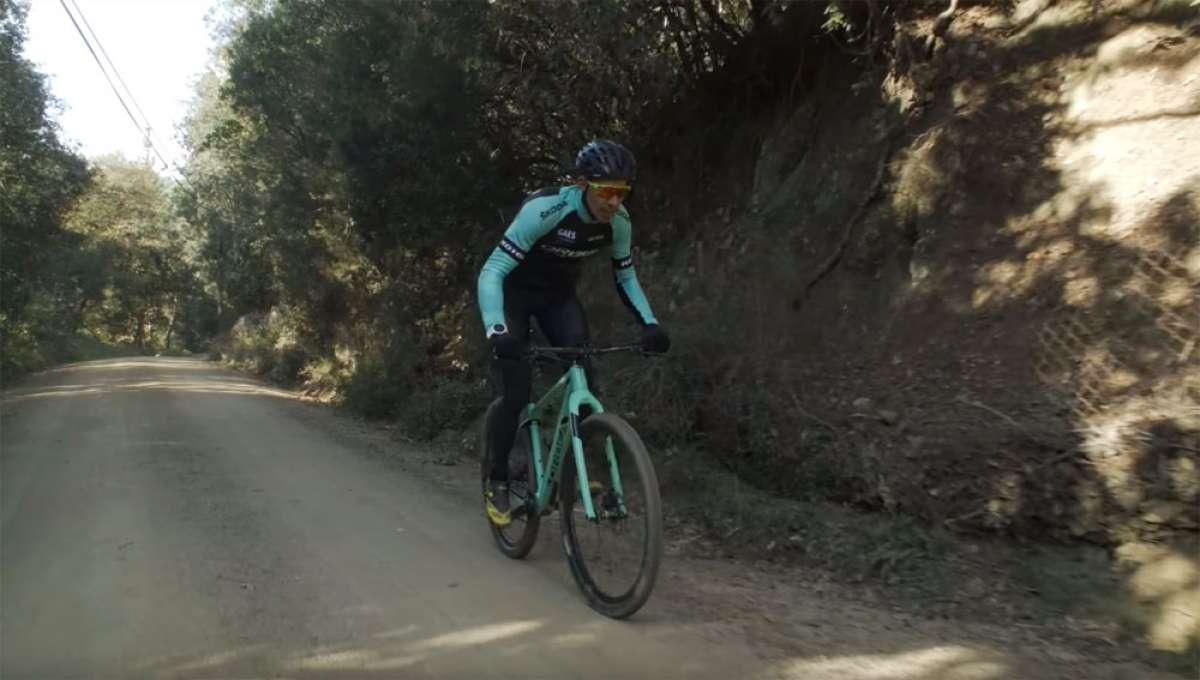 Preparación física con Tomi Misser: el entrenamiento de fuerza sobre la bicicleta