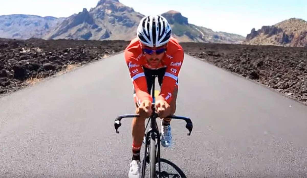 """Alberto Contador, en el Teide Training Camp del Trek-Segafredo: """"Estoy pensando plenamente en el Tour"""""""