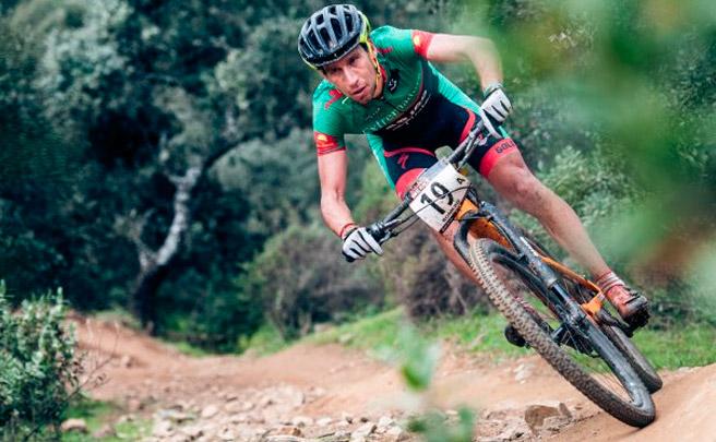 Entrevista a Pedro Romero, especialista de XCM dispuesto a llevarse la Andalucía Bike Race presented by Shimano 2017