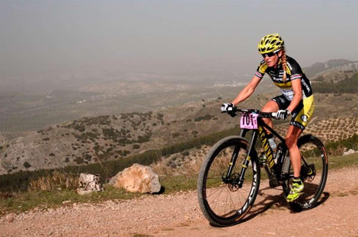 Entrevista a Sally Bigham, cuatro veces vencedora de la Andalucía Bike Race presented by Shimano