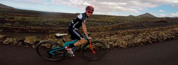 Entrevista a Sandra Santanyes, una de las principales aspirantes al título de la Andalucía Bike Race presented by Shimano 2017