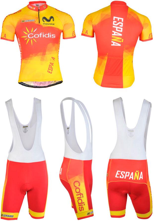 En TodoMountainBike: La equipación Inverse de la selección española de ciclismo para 2018, ya a la venta