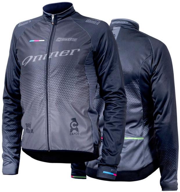La equipación Niner Team 2017, ya a la venta