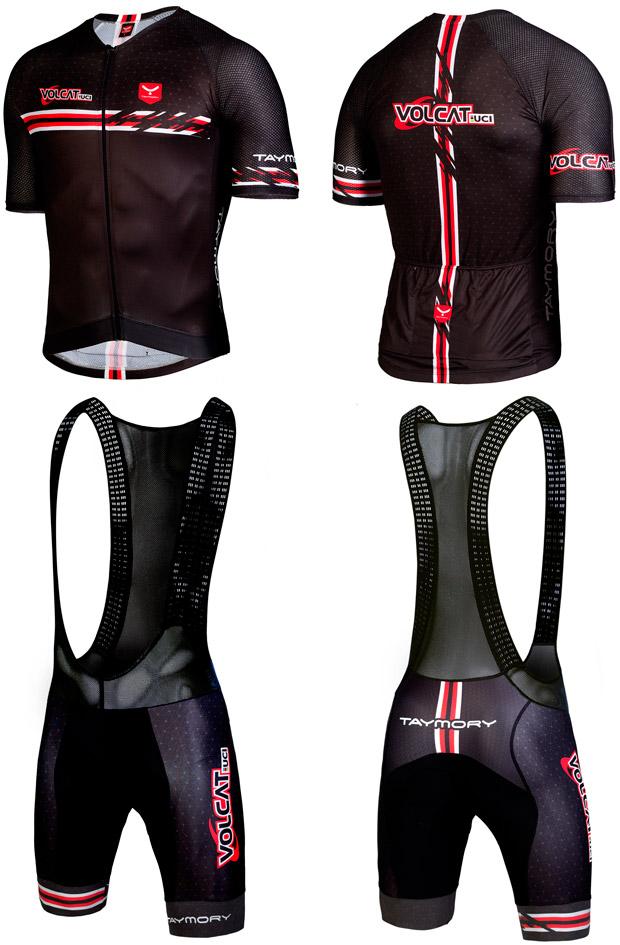 En TodoMountainBike: Presentada la equipación oficial de la UCI VOLCAT 2017 de la mano de Taymory