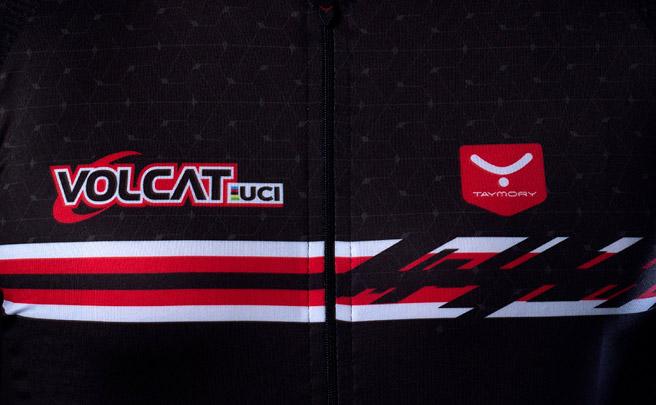 Presentada la equipación oficial de la UCI VOLCAT 2017 de la mano de Taymory
