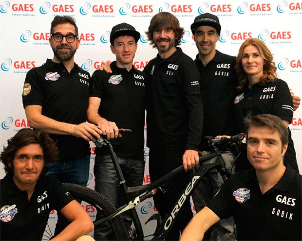El equipo Imparables afronta nuevo reto: The Pioneer MTB Race 2017