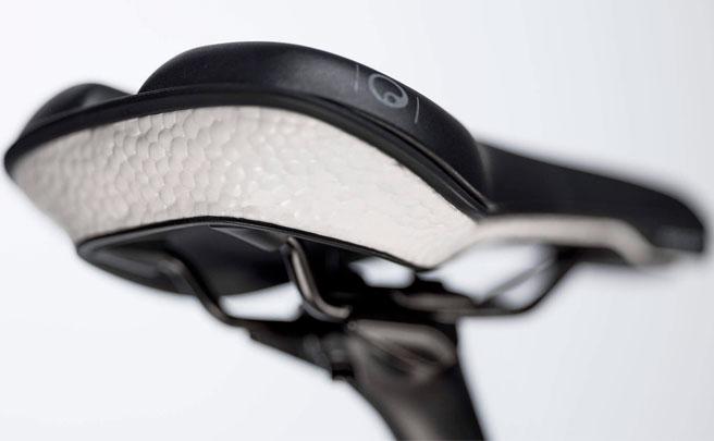 Ergon ST Core Ultra, el sillín que promete hacer 'flotar' a los ciclistas