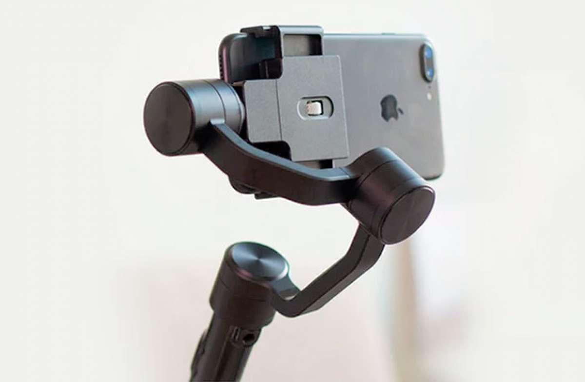 En TodoMountainBike: Rigiet, un avanzado (y económico) estabilizador de imagen para GoPro y teléfonos móviles