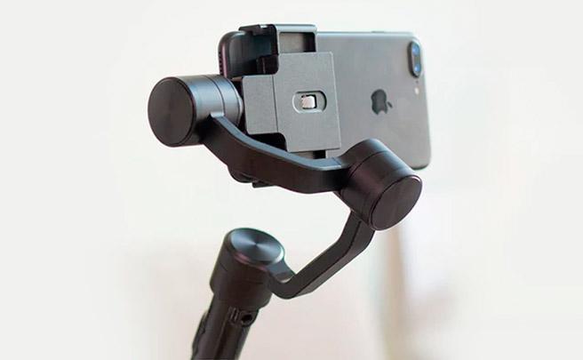 Rigiet, un avanzado (y económico) estabilizador de imagen para GoPro y teléfonos móviles