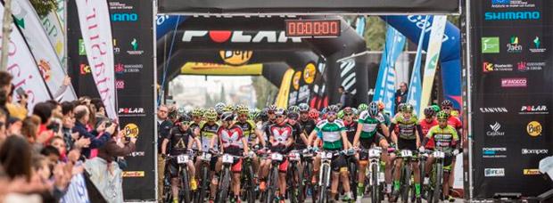 Lluvia de estrellas en la Andalucía Bike Race presented by Shimano 2017