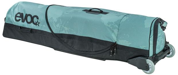 En TodoMountainBike: EVOC Travel Bag XL, la bolsa de transporte perfecta para bicicletas de ruedas gordas
