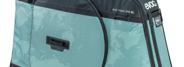 EVOC Travel Bag XL, la bolsa de transporte perfecta para bicicletas de ruedas gordas