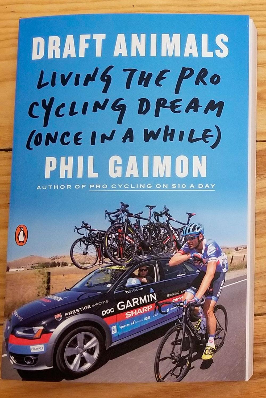 "Phil Gaimon, sobre Fabian Cancellara: ""Ese cabrón probablemente llevaba un motor oculto"""